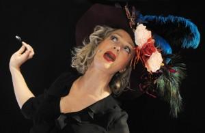 Anita Covelli chapeau J'ai 2 amants